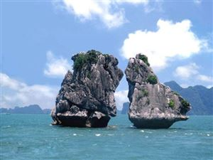 Ha Long once day tour from Hanoi